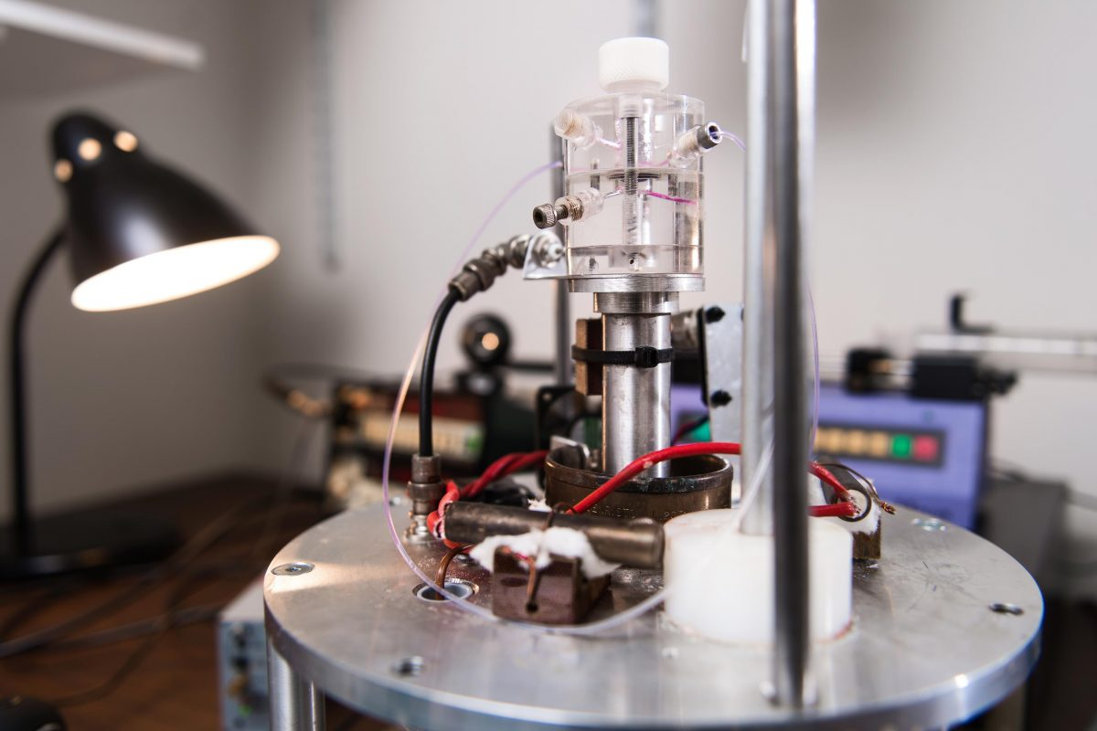 BioCommunications Research Device