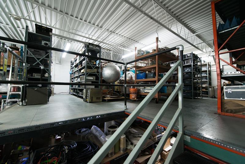 Research Lab Toronto Mezz 1
