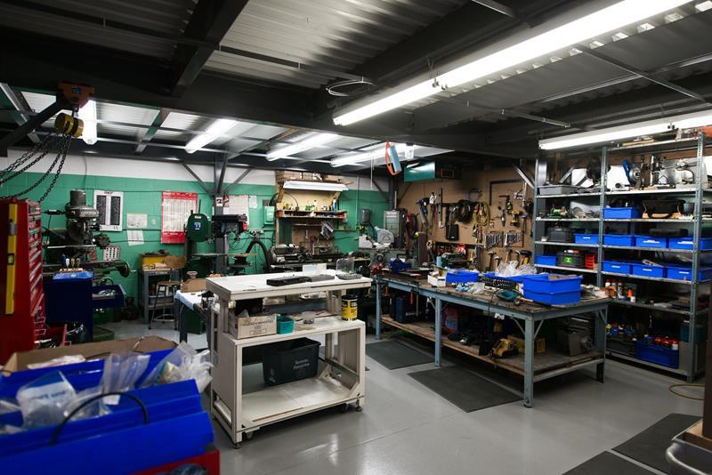 Research Lab Toronto Shop 1